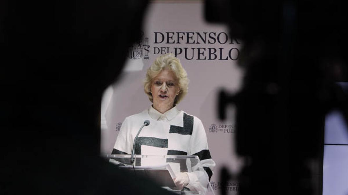 Soledad Becerril: Aquí acaba el meu temps com a defensora del poble.