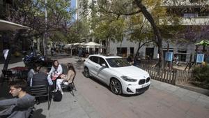 Barcelona inclou el carrer d'Enric Granados en el projecte de superilla de l'Eixample