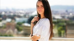 Mireia Martínez, víctima del 17-A