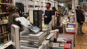 La librería Jaimes, en Barcelona.