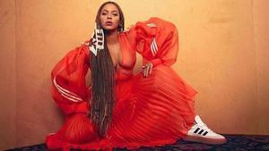 Beyoncé, vestida de etiqueta chandalera.