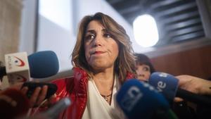 La crisi del PSOE andalús arriba a Sevilla