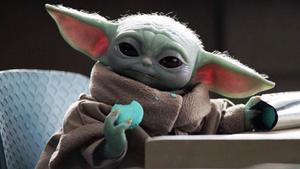 La Fuerza sí acompañó en 2020 a Baby Yoda.