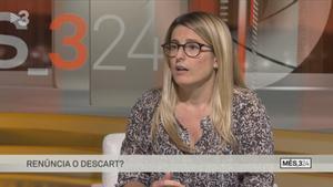 La crítica de Monegal: Elsa Artadi ¿es descarta o la descarten?