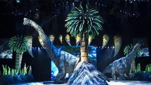 'Caminant entre dinosaures': el somni de 'Parc Juràssic' es fa realitat