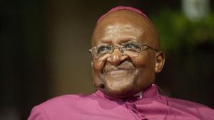 Desmond Tutu, en una imagen de archivo.