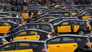 Els taxistes protestaran davant del Barcelona Tech Spirit perquè hi participa Uber