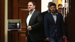 El Suprem veta Junqueras per a l'Eurocambra