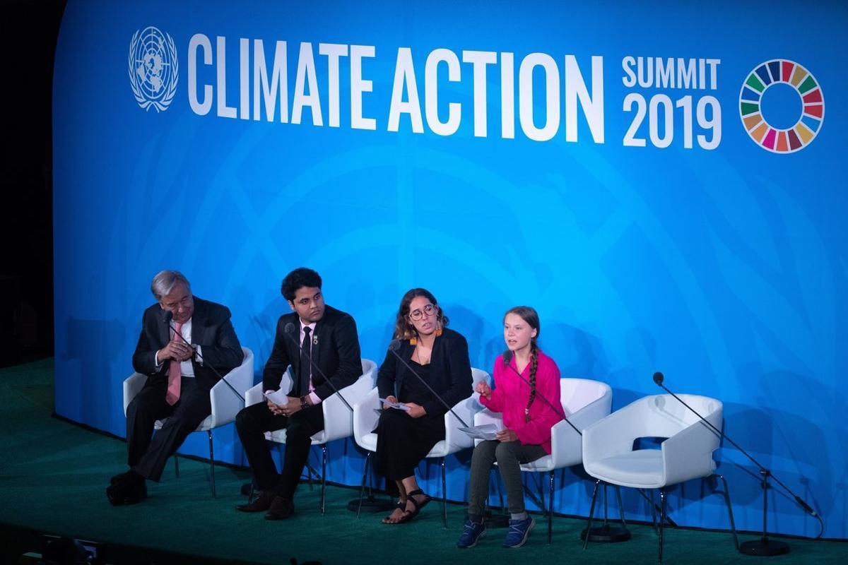 Este lunes comienza en Nueva York la cumbre del Clima de la ONU 2019. El objetivo de la cita es buscar compromisos para detener lo que ha sido calificado como una catástrofe ambiental.