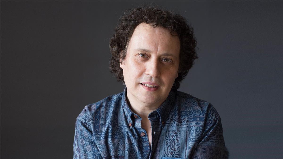 El compositor Luis Troquel.
