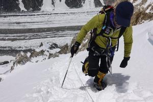 Sergi Mingote renuncia a l'Everest