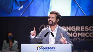 Casado portarà al Constitucional la llei de seguretat nacional perquè dona «poders absoluts» a Sánchez