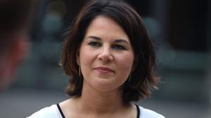 Annalena Baerbock, en una imagen de archivo.