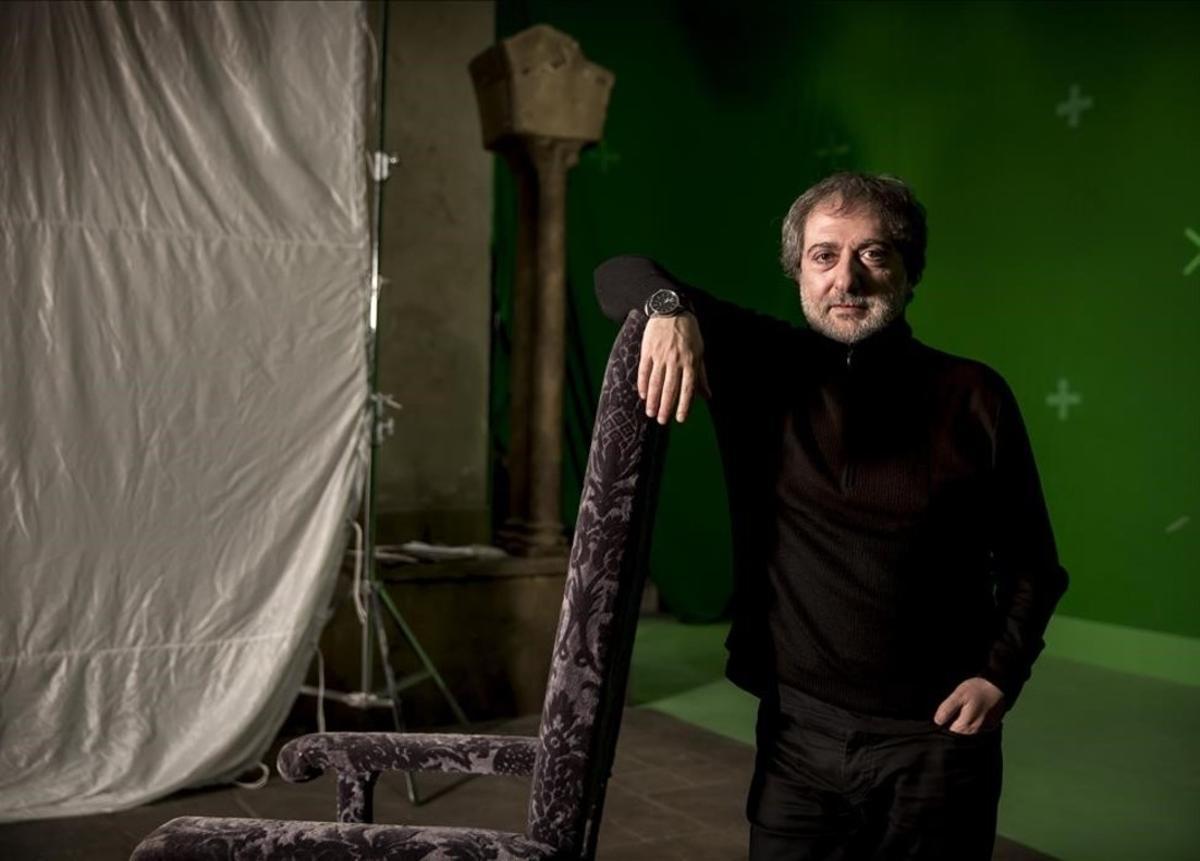 Javier Olivares. Productor jefe de Cliffhanger. Creador de 'El Ministerio del Tiempo', 'Víctor Ros' e 'Isabel'.