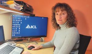 Esther Fabregat, Quality Manager de ICL.