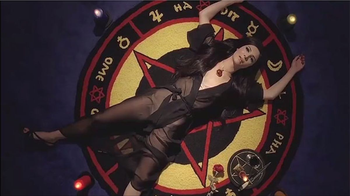 Tráiler de 'The Love Witch'.(2016)