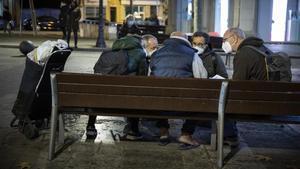 Por de viure al carrer: «Si et veuen, poden venir contra tu»