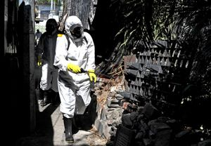 Se estableció un cordón sanitario durante 48 horasen el municipio de Metapán.