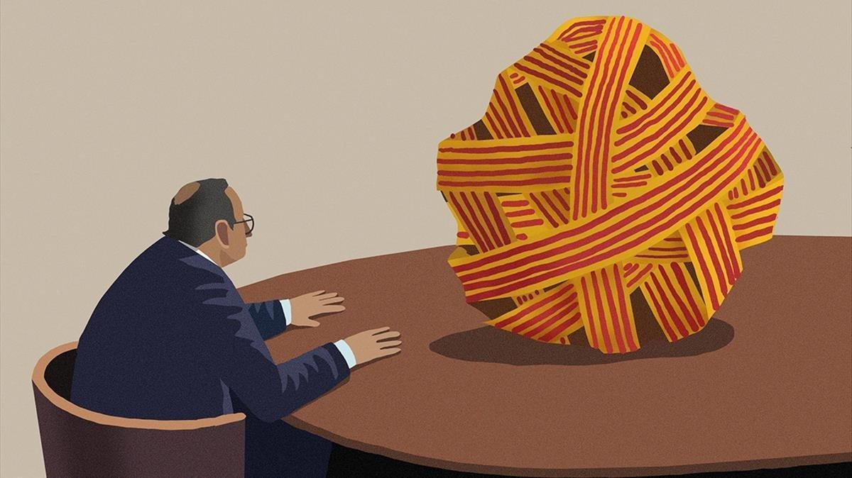 La incierta Catalunya pospandémica