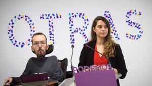 Podemos quiere concretar un calendario de trabajo con el PSOE en los próximos días o semanas