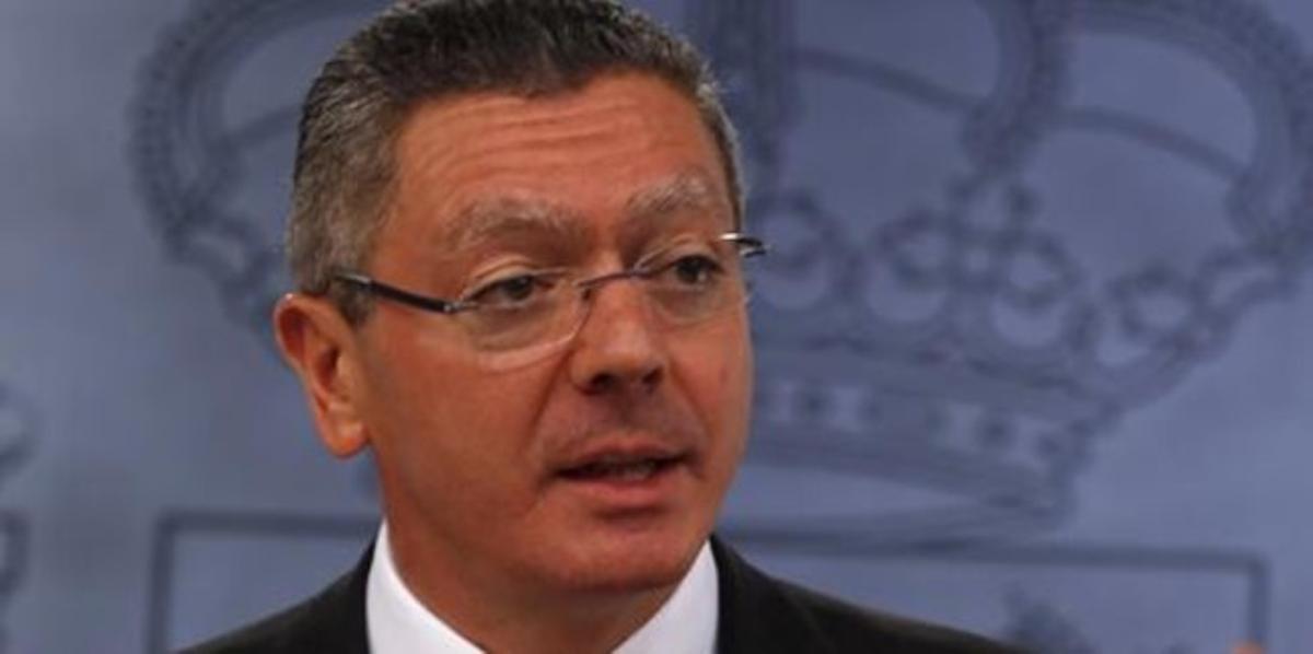 Alberto Ruiz-Gallardón, investigado por la Audiencia Nacional.