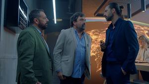 Escena de la nueva temporada de 'Los hombres de Paco'