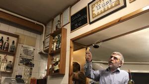 Álvaro (La Llave): «Si no condonen impostos a bars i restaurants serà la ruïna total»