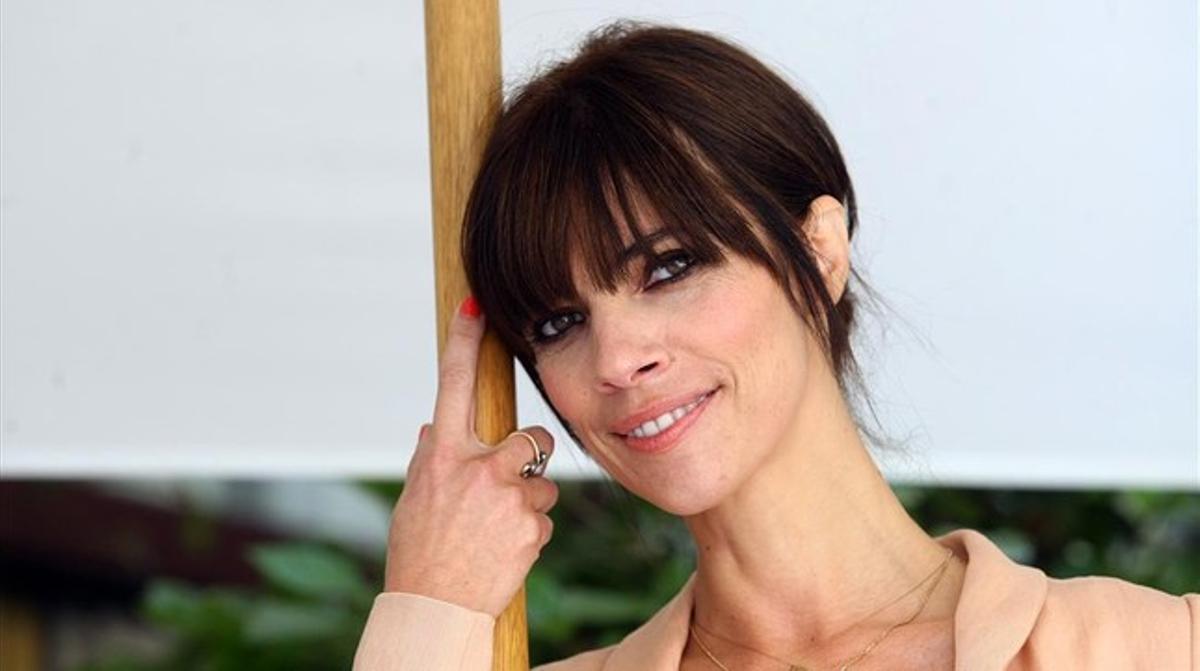 La actriz Maribel Verdú.