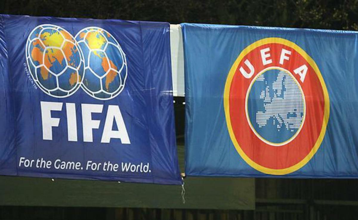 Las dos organizaciones del fútbol no castigarán a Barça, Madrid y Juve.