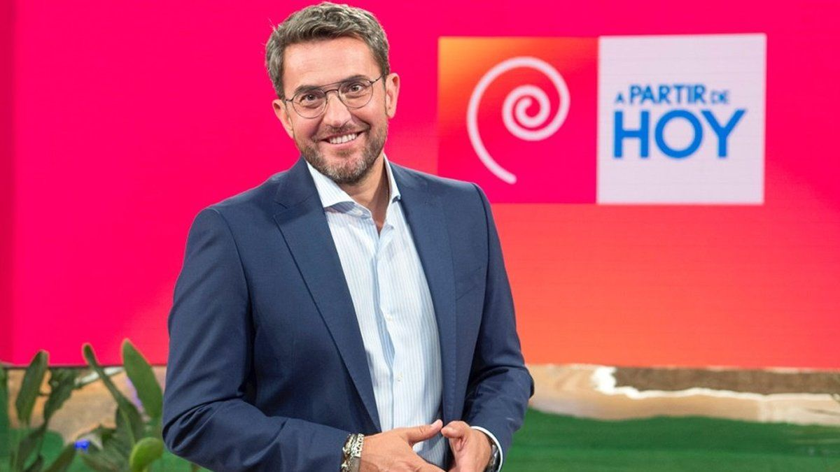 TVE cancela el programa de Máximo Huerta: 'A partir de hoy' no regresará tras el coronavirus