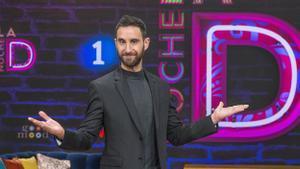 Dani Rovira, presentador de 'La noche D'