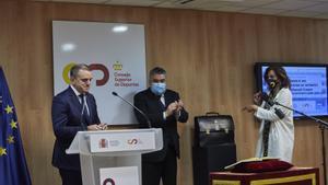 José Manuel Franco relleva Irene Lozano al capdavant del CSD