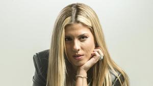 La cantante Miriam Rodríguez.