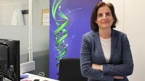 Carmen Plasencia, cofundadora y consejera delegada de Aromics.