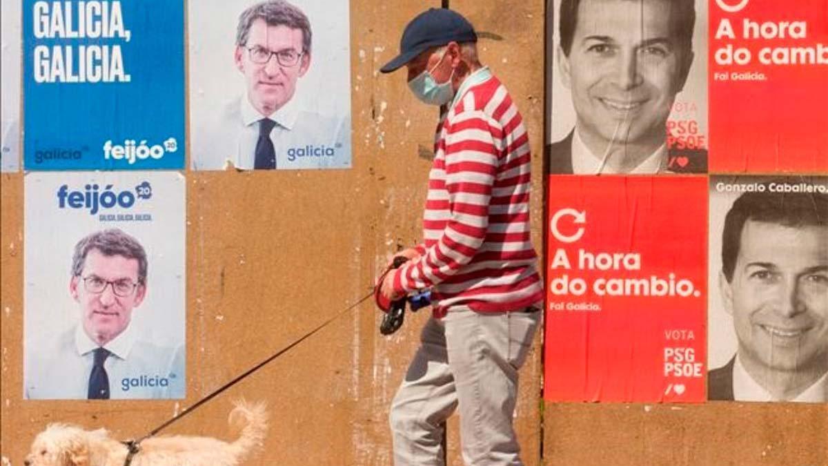 Galicia y Euskadi se preparan para unas elecciones marcadas por la pandemia.