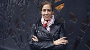 Silvia Barrera, inspectora de policía y autora de 'Nuestros hijos en la red', en Madrid.