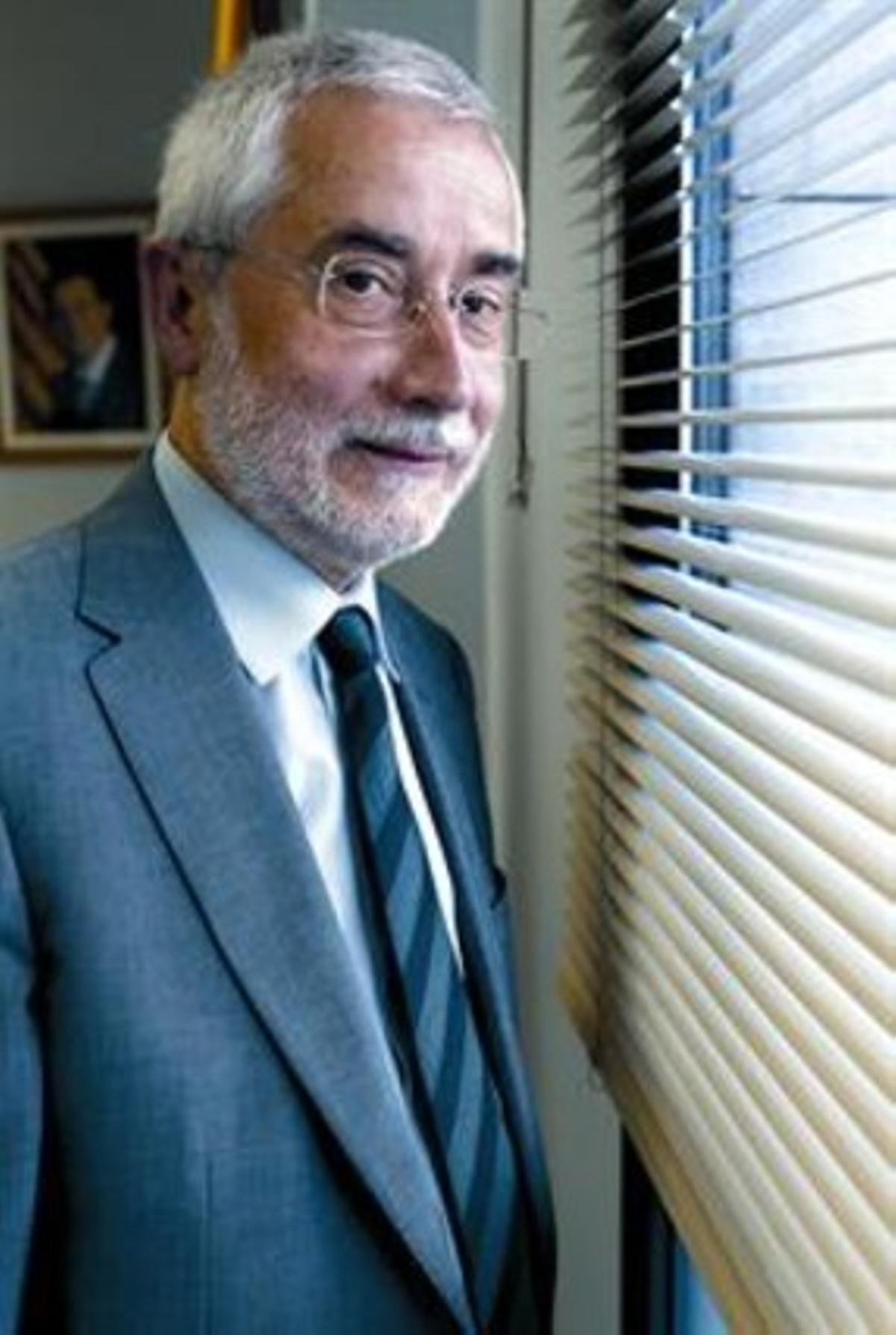Xavier Puigdollers, en la dirección general de Afers Religiosos.