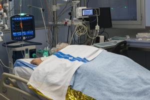 Catalunya supera els 500 hospitalitzats en ucis per coronavirus