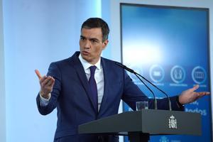 Sánchez no preveu prorrogar l'estat d'alarma més enllà del 9 de maig