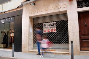 El comerç de Mataró tem un tancament «massiu» de locals amb la segona onada de la pandèmia