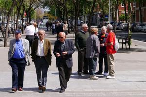La esperanza de vida es de 80,8 años en los hombres y de 86,6 años con respecto a las mujeres.