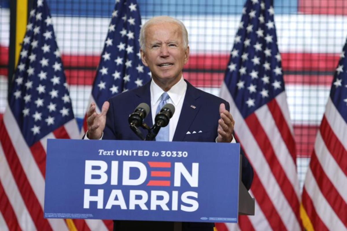 Biden planta cara al cambio climático y las desigualdades raciales