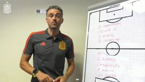 Luis Enrique no inclou Jordi Alba en la seva primera convocatòria amb la selecció