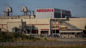 Fabrica Nissan en la Zona Franca.
