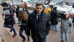 Juan Carlos Quer: Hoy se sienta en el banquillo el mal.