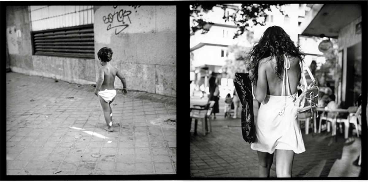 Fotos de Luis Baylón, del libro 'Madrid en plata'.