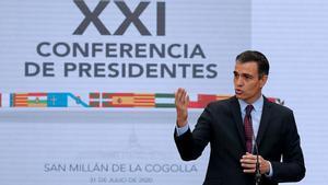 Sánchez pide nivelar la cohesión territorial y evitar desigualdades entre comunidades autónomas.