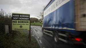 Suspenen els controls duaners a Irlanda del Nord per amenaces