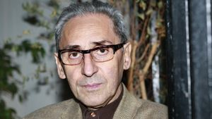 Franco Battiato.