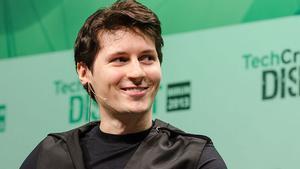 Pavel Durov, fundador de Telegram.